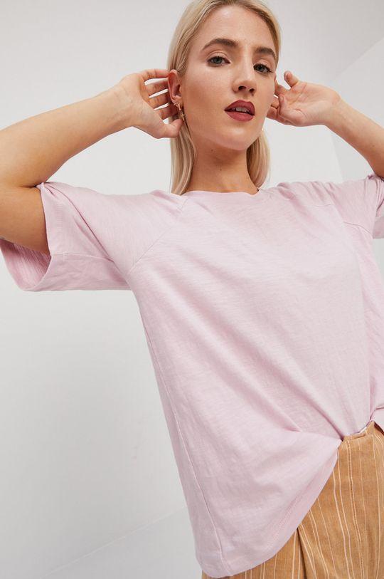 różowy BIMBA Y LOLA - T-shirt
