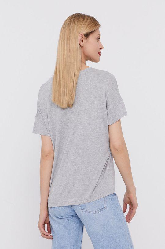 BIMBA Y LOLA - T-shirt 100 % Wiskoza