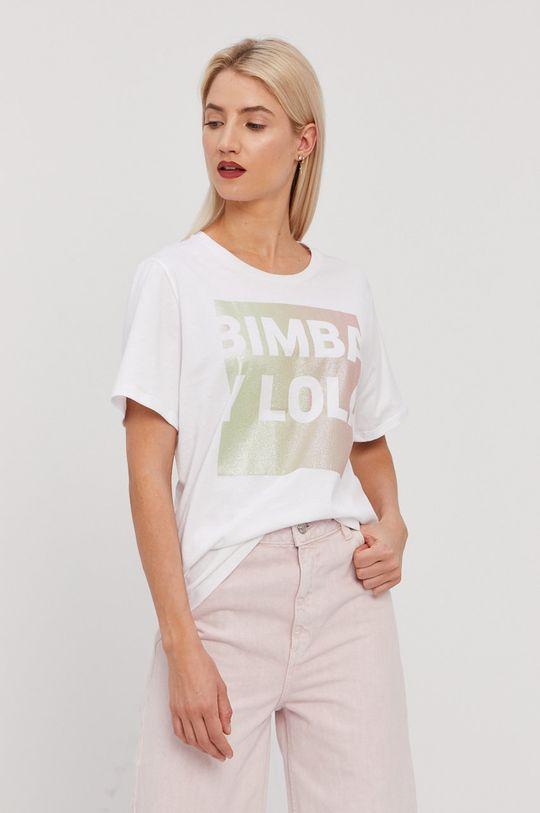 bílá BIMBA Y LOLA - Tričko