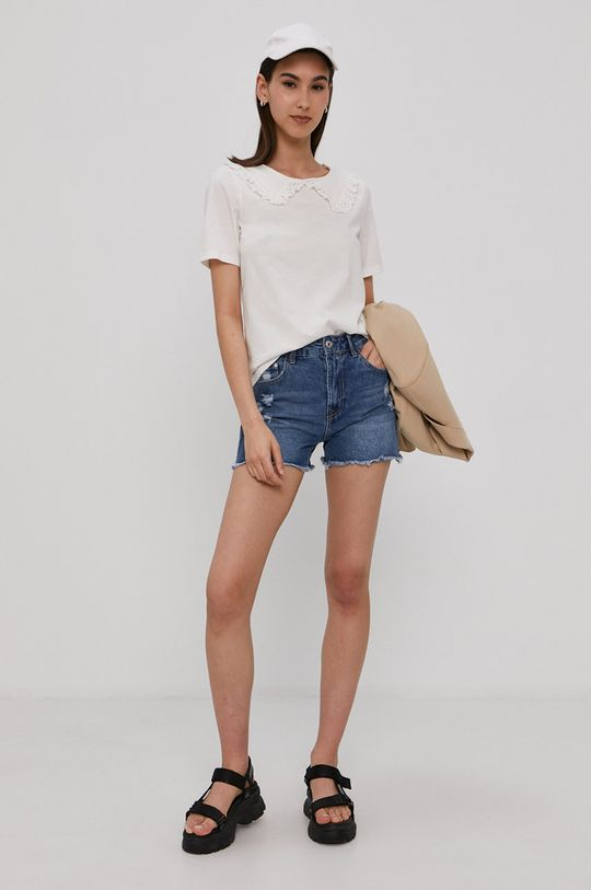 Jacqueline de Yong - Tričko bílá