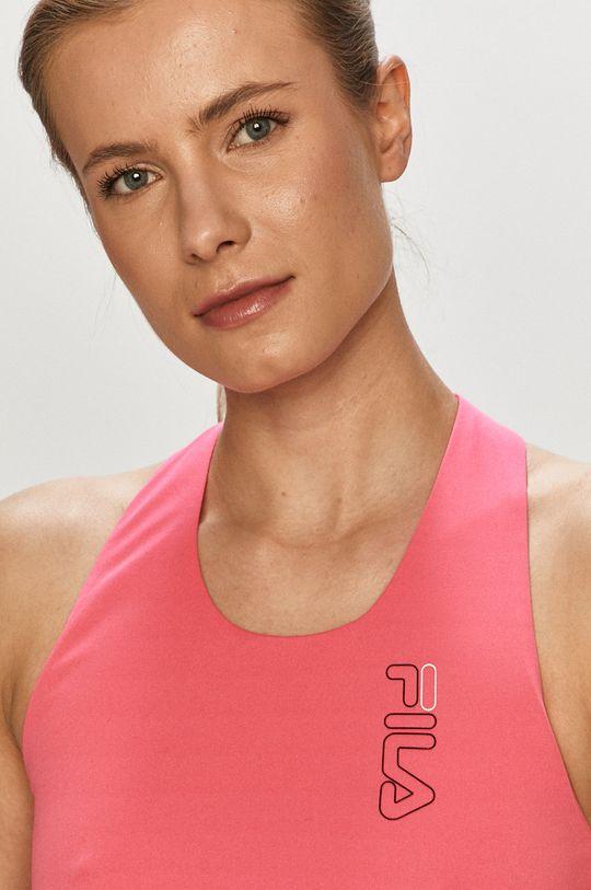 ružová Fila - Športová podprsenka
