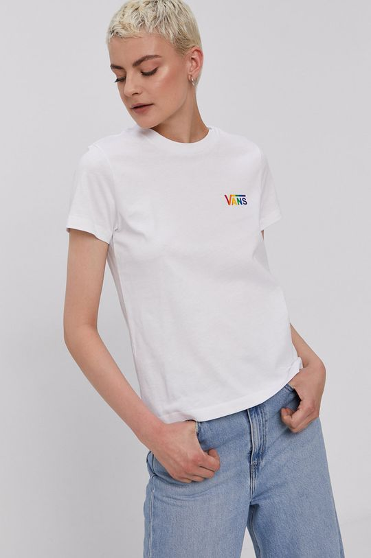 Vans - T-shirt PRIDE 100 % Bawełna