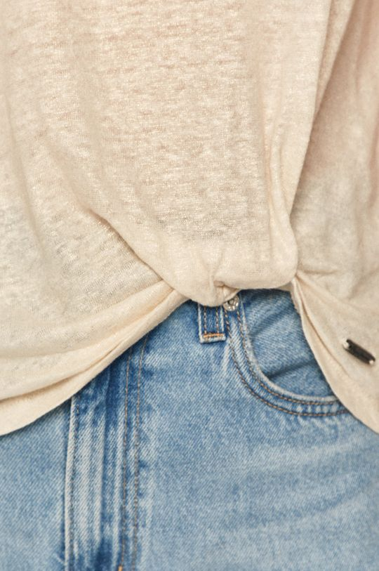 Pepe Jeans - T-shirt Lua Damski
