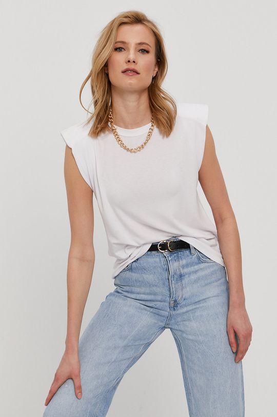 biały Haily's - T-shirt Damski