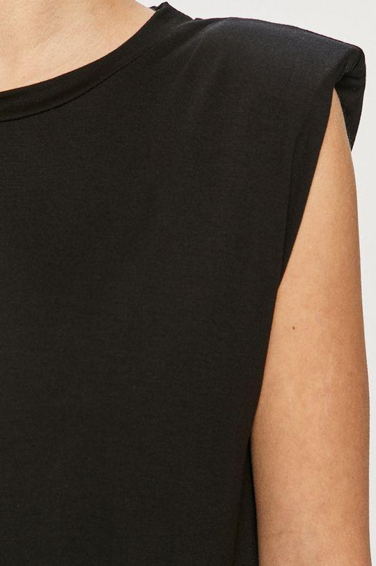 czarny Haily's - T-shirt