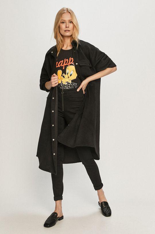 Haily's - Tričko černá