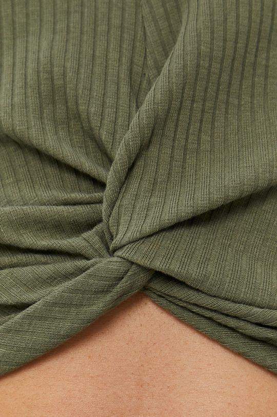 hnedo zelená Haily's - Top