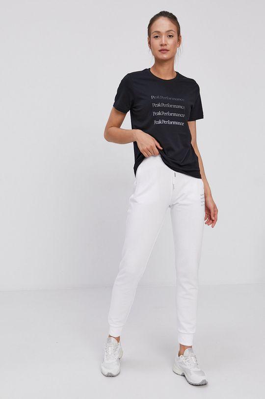 Peak Performance - T-shirt czarny