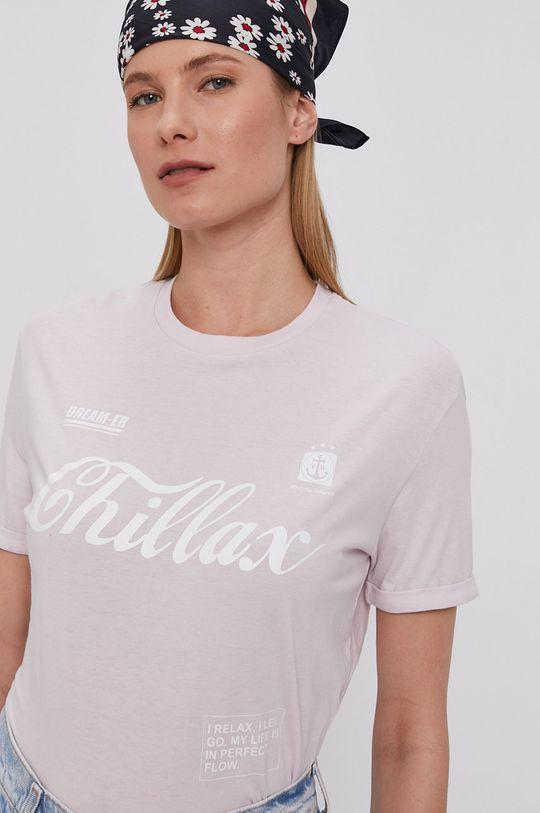 lawendowy Tally Weijl - T-shirt