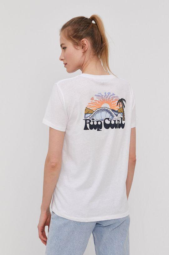 biały Rip Curl - T-shirt Damski