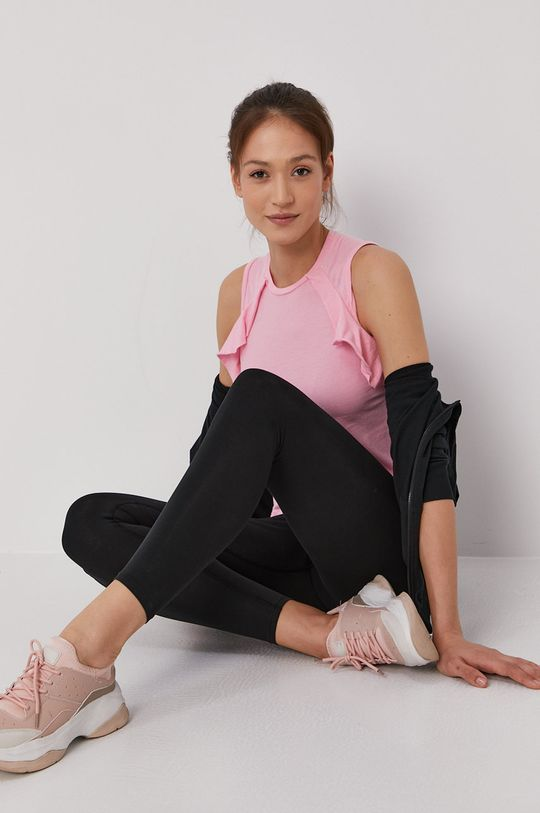 Deha - Top ostry różowy