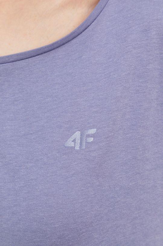 modrá 4F - Tričko
