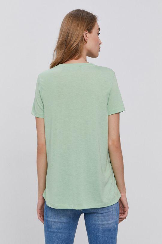 Vero Moda - Tričko  65% Polyester, 35% Viskóza