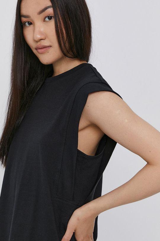 černá Vero Moda - Tričko