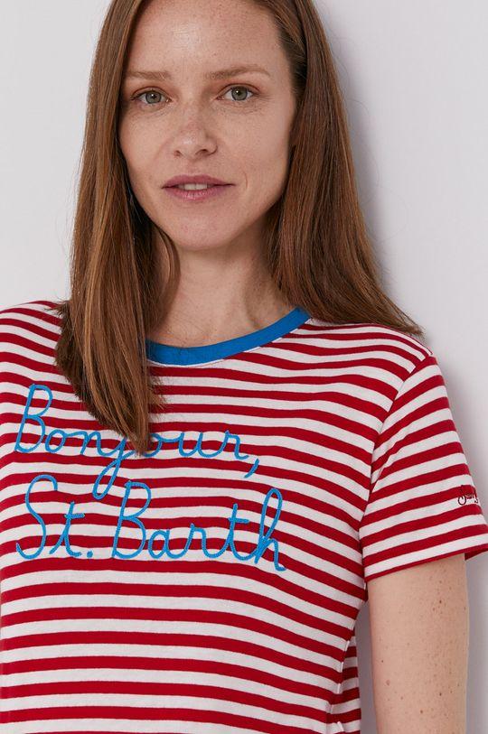 červená MC2 Saint Barth - Tričko