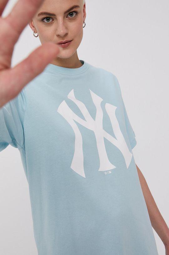 jasny niebieski 47brand - T-shirt Damski