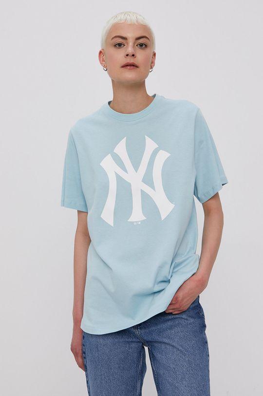 jasny niebieski 47brand - T-shirt
