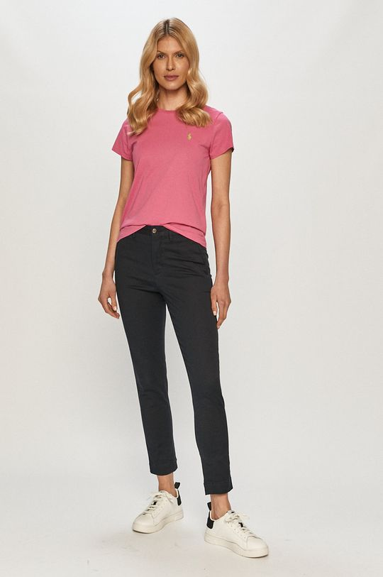 Polo Ralph Lauren - Tričko růžová