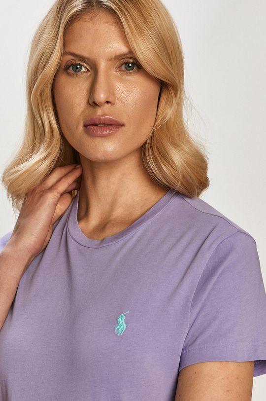 levanduľová Polo Ralph Lauren - Tričko