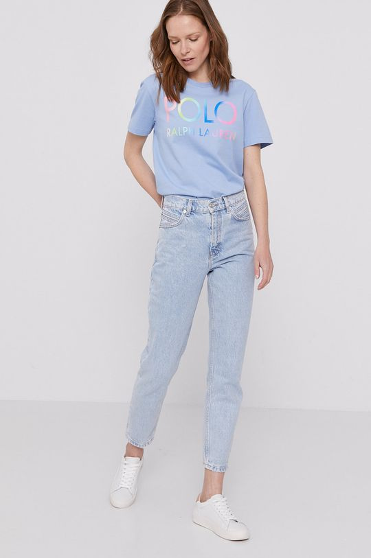 Polo Ralph Lauren - Tričko svetlomodrá