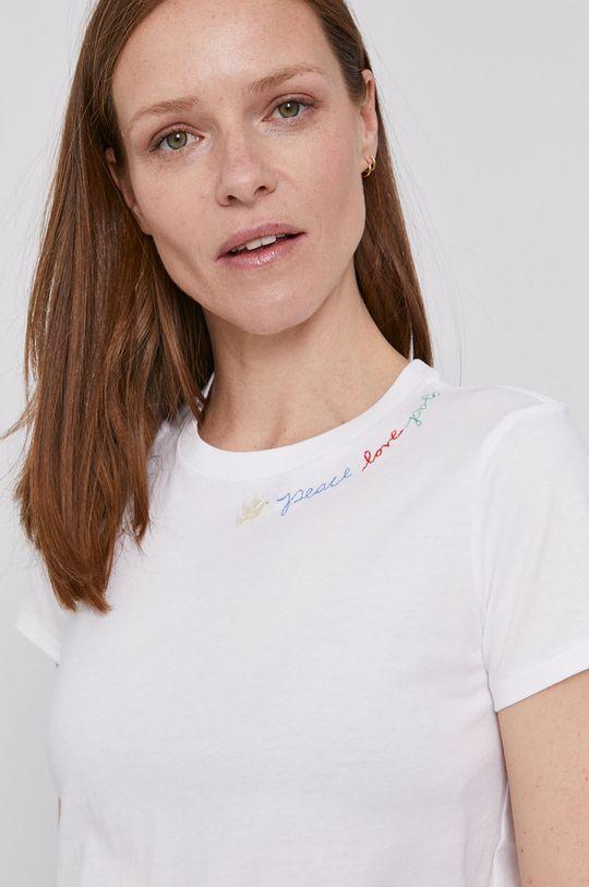 biały Polo Ralph Lauren - T-shirt