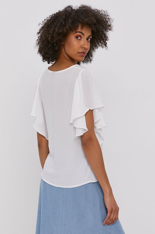 Vero Moda - Bluzka 30 % Poliester, 70 % Poliester z recyklingu