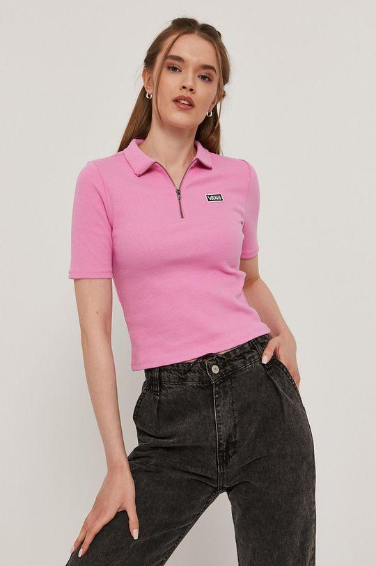 ružová Vans - Tričko