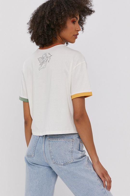 Vans - T-shirt x Karina Rozunko 100 % Bawełna