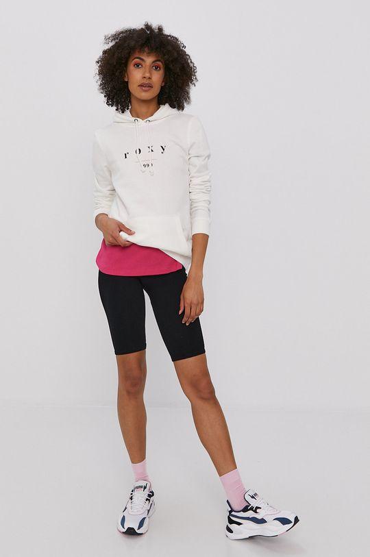 Vans - T-shirt ostry różowy