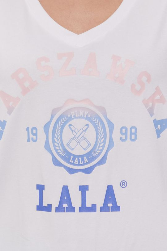 PLNY LALA - T-shirt Damski