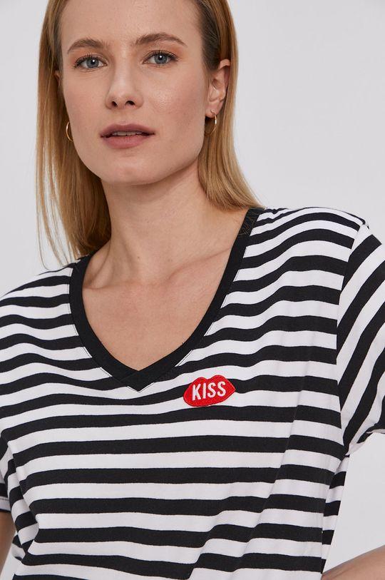 czarny PLNY LALA - T-shirt