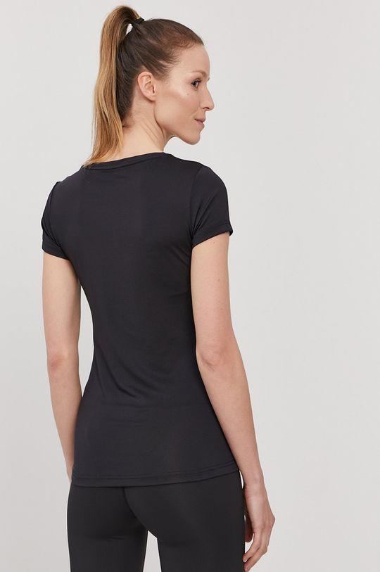 4F - Tričko čierna