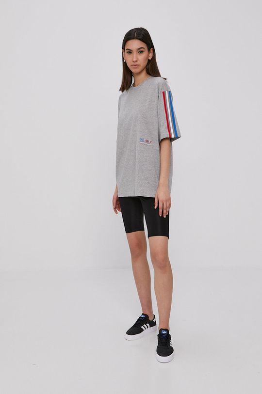adidas Originals - Tričko sivá