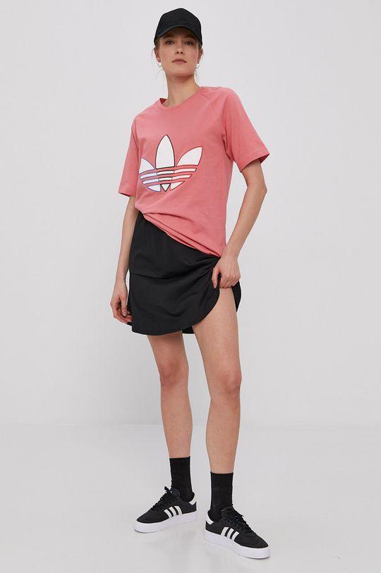 adidas Originals - Tricou roz