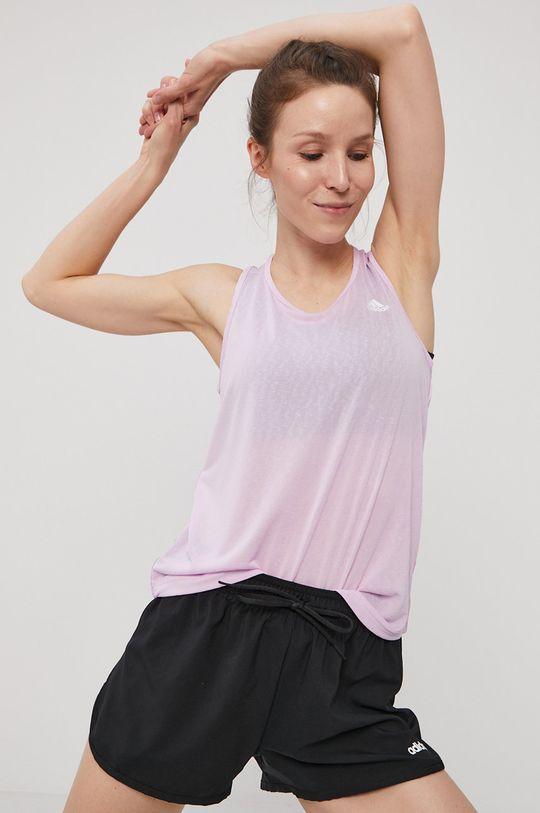 roz pastelat adidas - Top