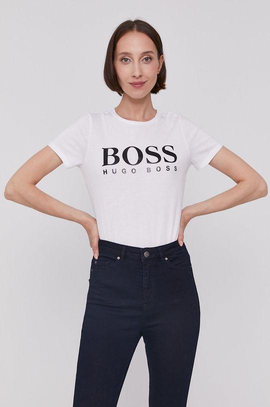 biela Boss - Tričko Dámsky