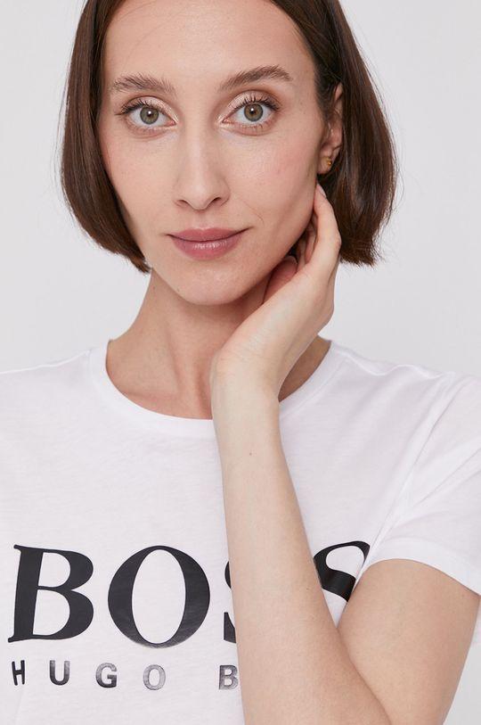 biela Boss - Tričko