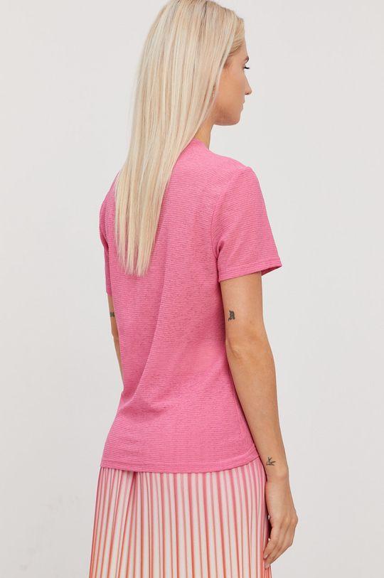 BIMBA Y LOLA - T-shirt 9 % Elastan, 91 % Poliester