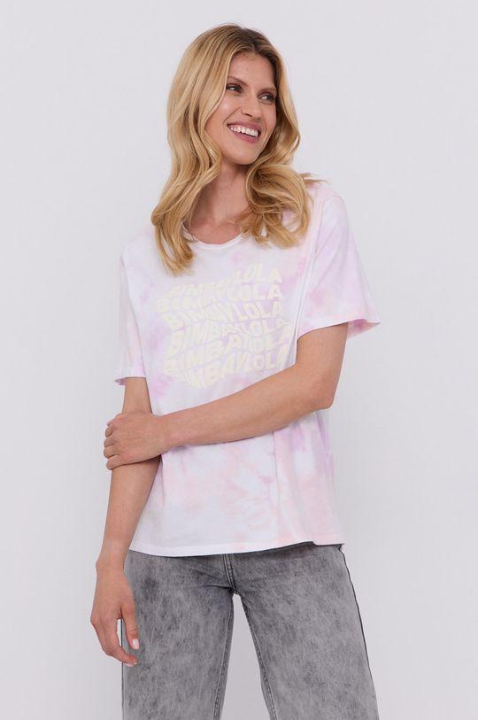 růžová BIMBA Y LOLA - Tričko
