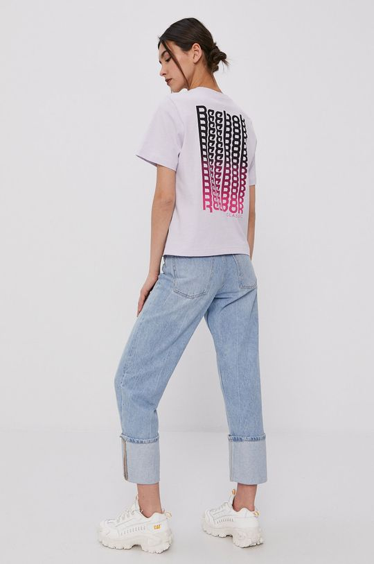 lavanda Reebok Classic - Tricou De femei