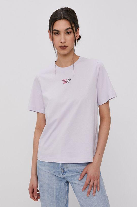 Reebok Classic - Tricou lavanda