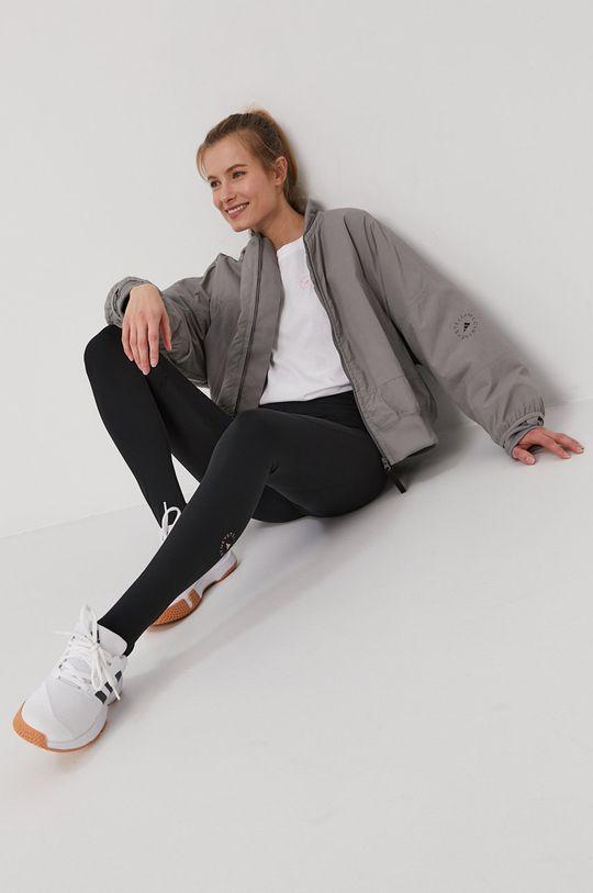 adidas by Stella McCartney - T-shirt biały