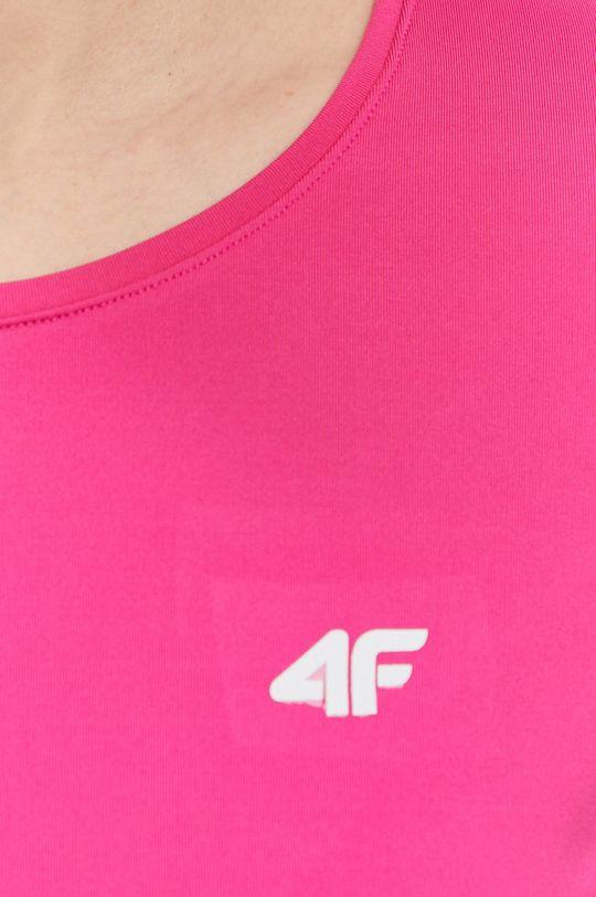 fuchsiová 4F - Tričko