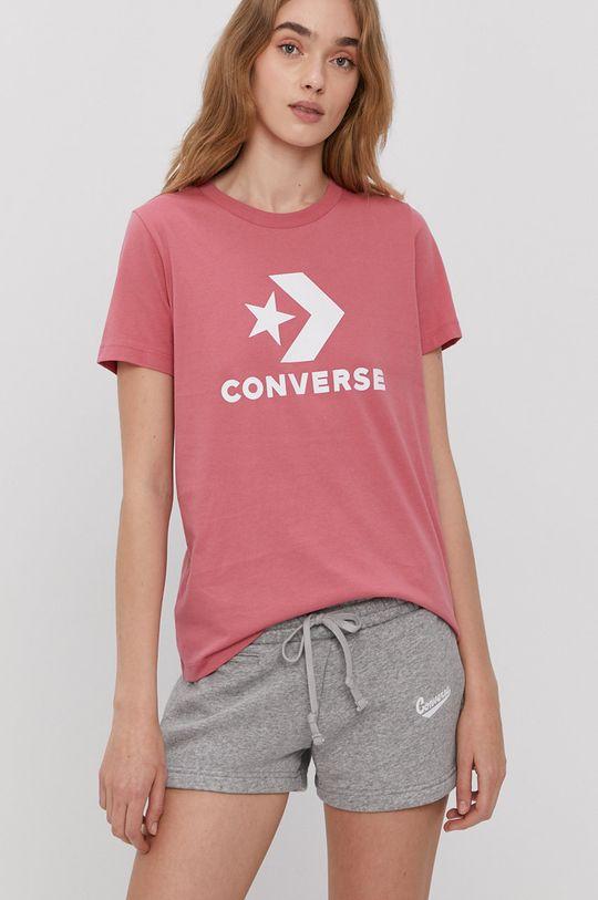 ružová Converse - Tričko Dámsky