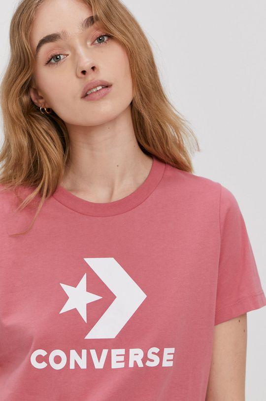 ružová Converse - Tričko