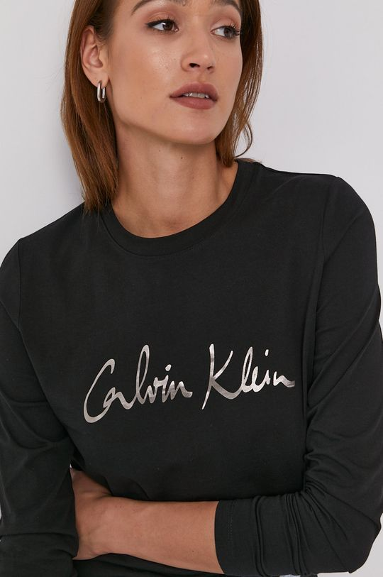 czarny Calvin Klein - Longsleeve