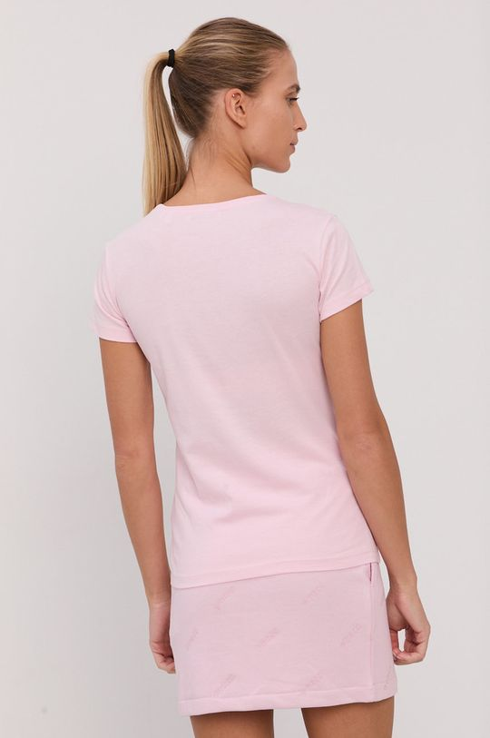 Guess - T-shirt bawełniany 100 % Bawełna