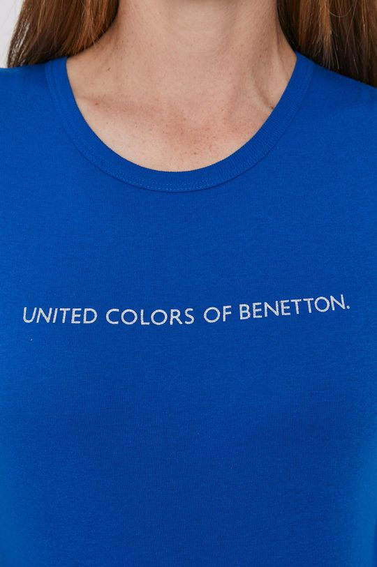 United Colors of Benetton - T-shirt bawełniany Damski