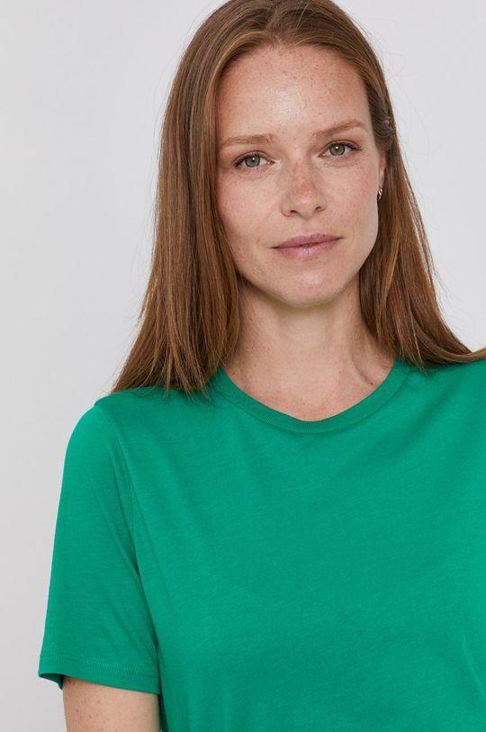 ostrá zelená United Colors of Benetton - Tričko Dámský