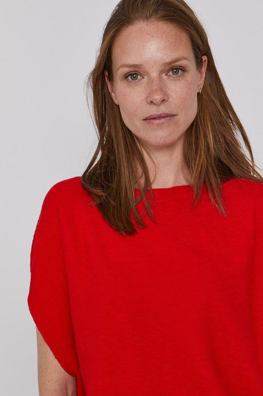 červená United Colors of Benetton - Svetr